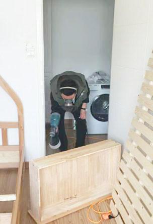家庭室内空气治理 案例(二)