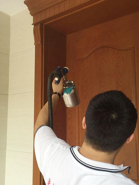 东方夏威夷家庭空气治理