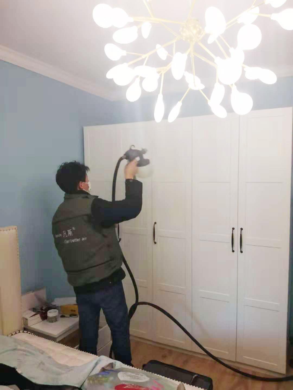 家庭室内空气治理 案例(六)