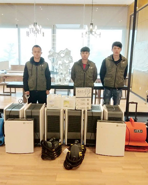 淏泓实业室内空气治理