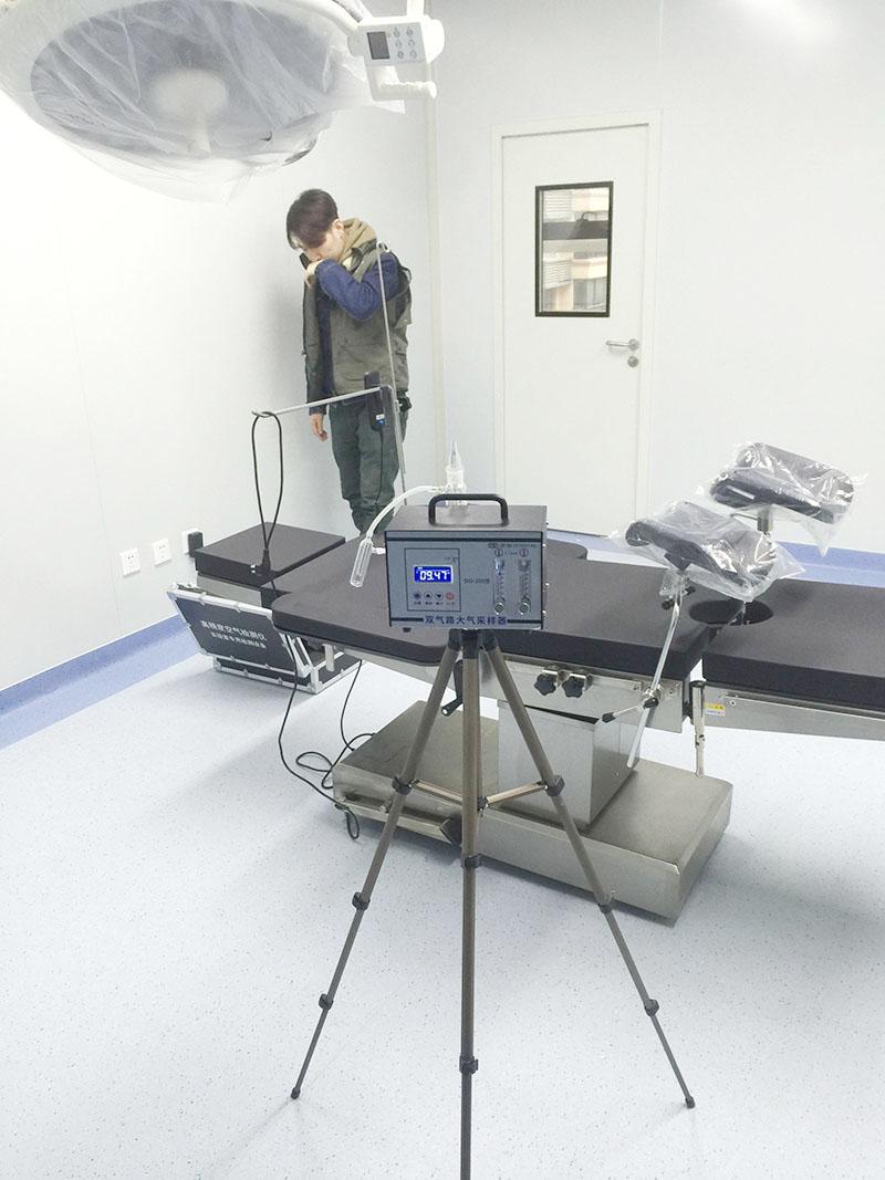 瑞贝尔医疗整形医院空气治理