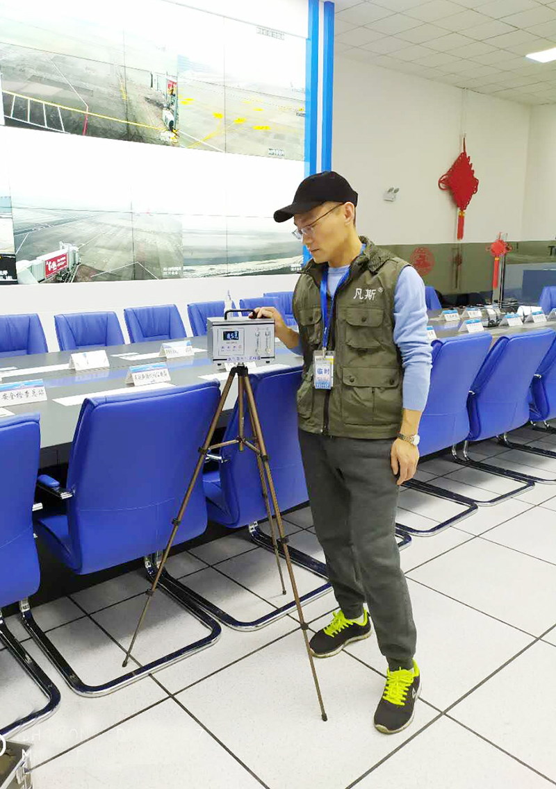 国际机场空气治理